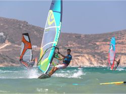 NAXOS Windsurf Camps September - October 2020